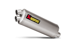 AKRAPOVIC S-H10SO15-HWT Выхлопная система Slip-On Line (Titanium) Honda CRF1000L Africa Twin 2016-16